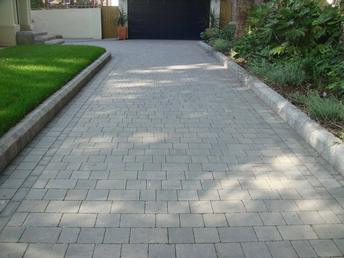 marshalls tegula block paving driveway abel landscaping. Black Bedroom Furniture Sets. Home Design Ideas