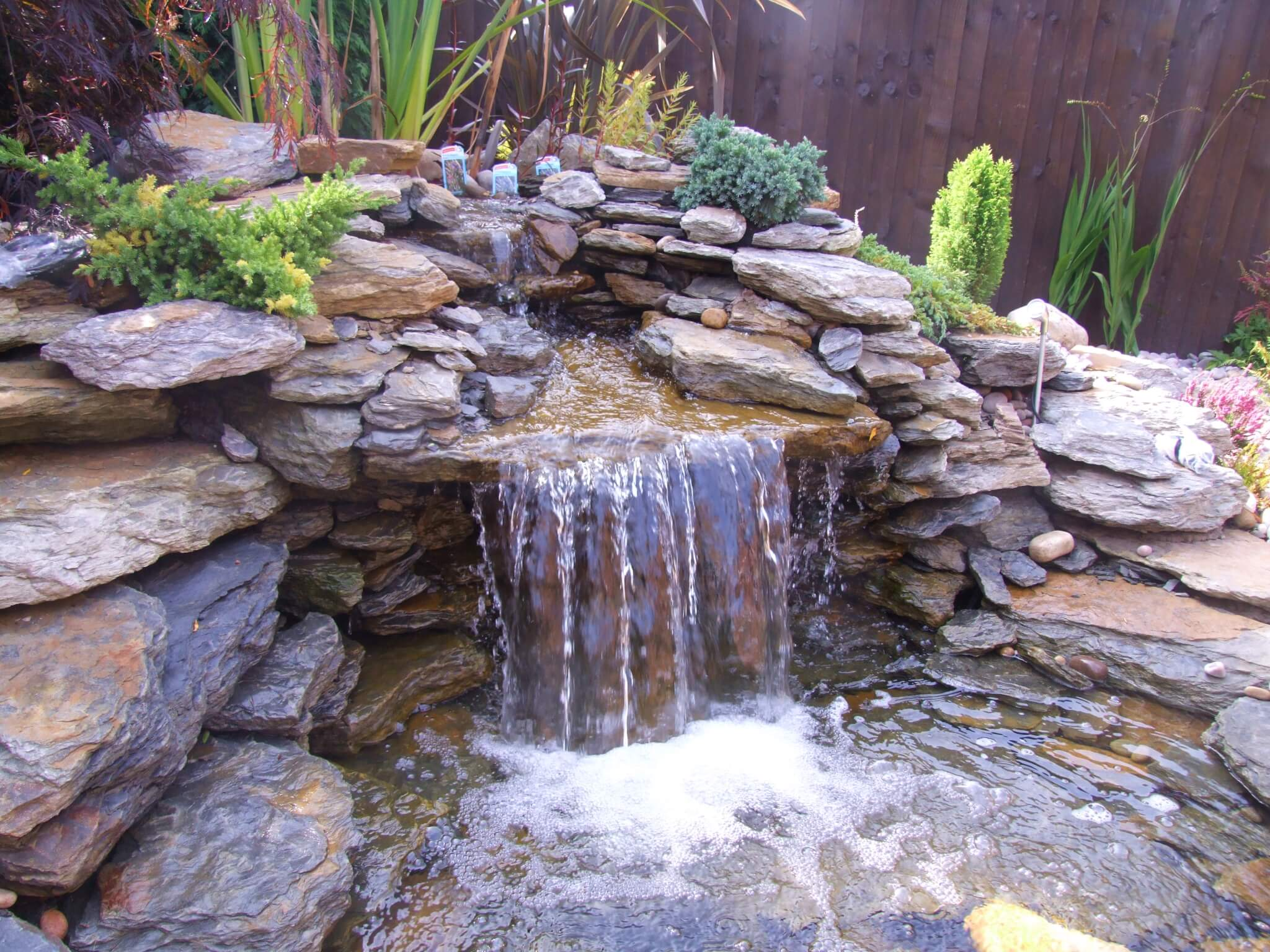 Garden Makeover Netherton Merseyside Abel Landscaping