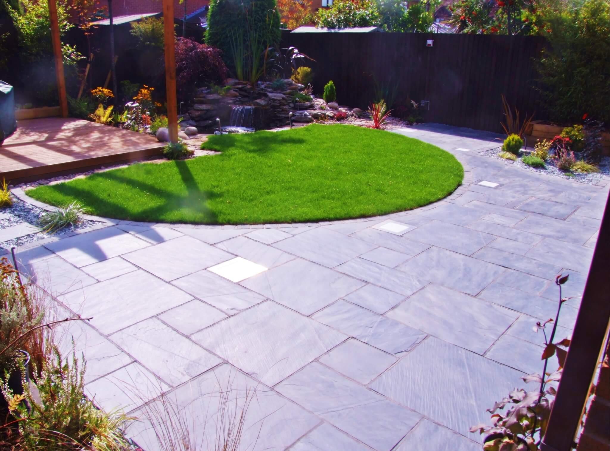 Natural Rock Garden Ideas