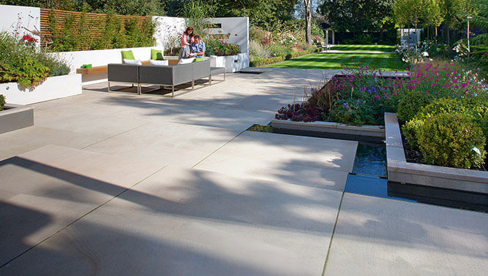 Marshalls Garden Paving Patio Abel Landscaping